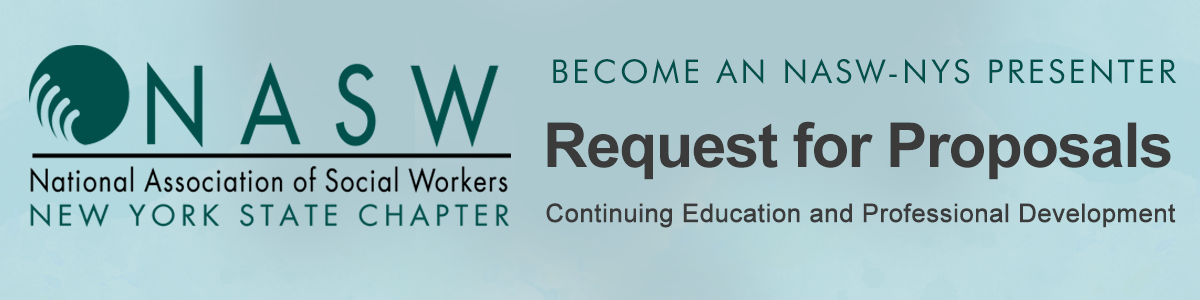 60e1a940e15 Request for Proposals  Continuing Education and Professional Development