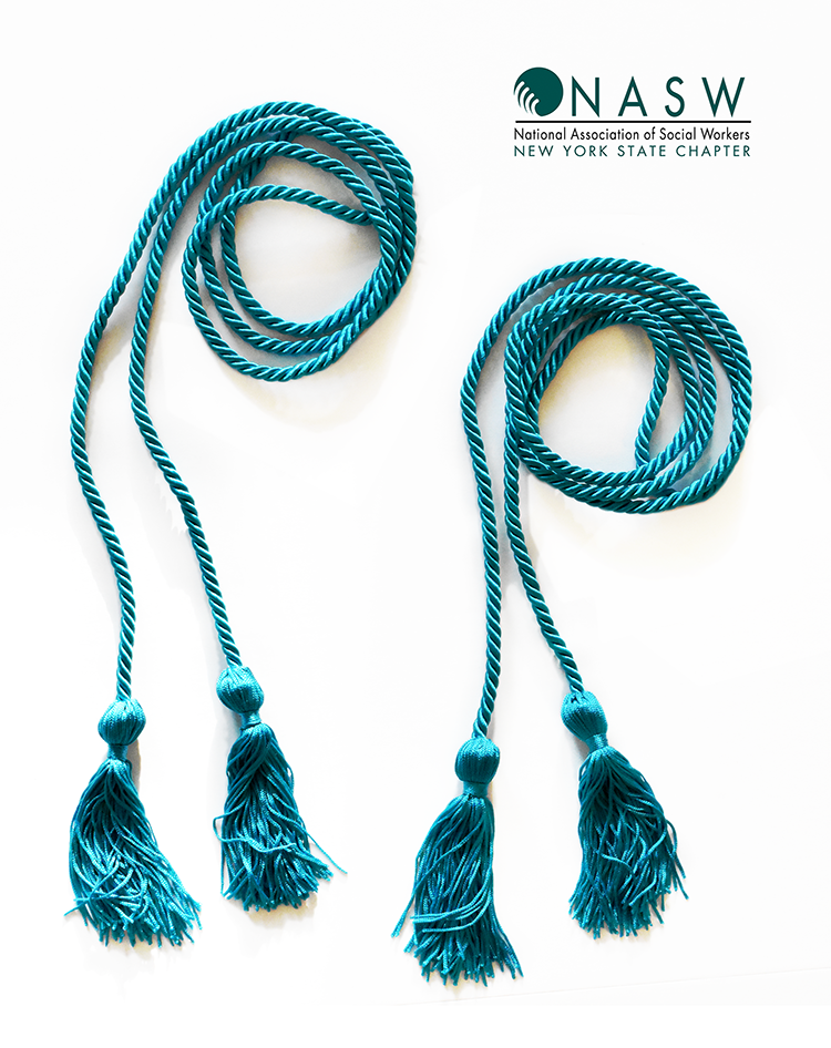 nasw graduation cords are free for student members nasw nys