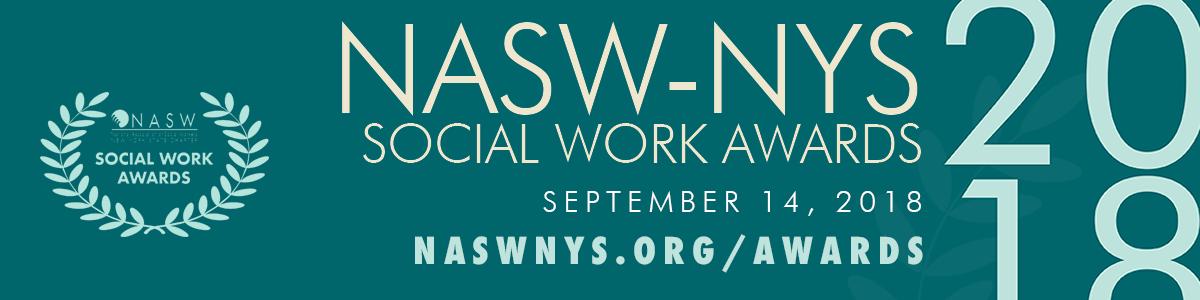 2018 nasw nys social work awards nasw nys